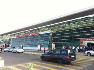 Tbilisi Airport, Georgia