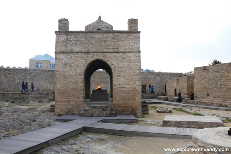 Fire Temple, Baku