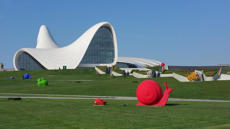 Haider Aliyev Center
