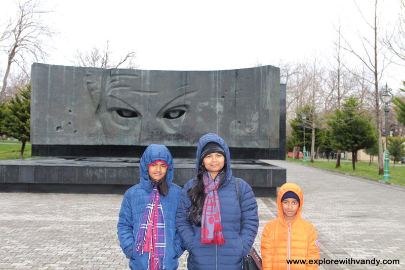 Richard Sorge memorial park