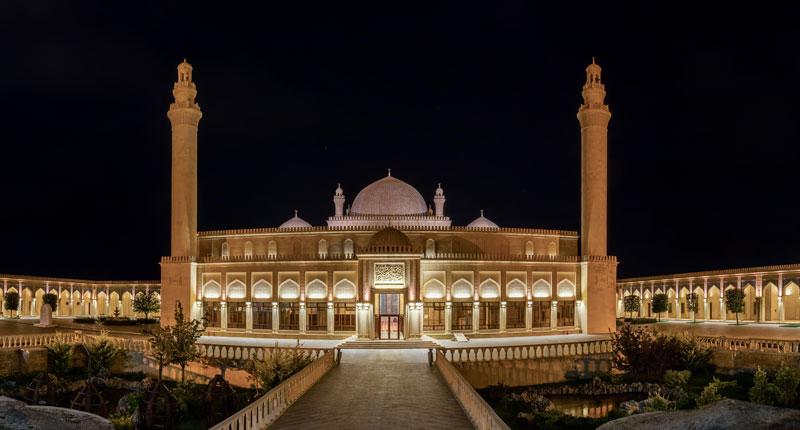 Juma Mosque Shamakhi