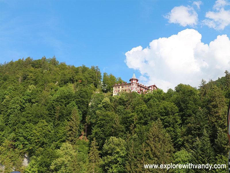 Giessbach Hotel