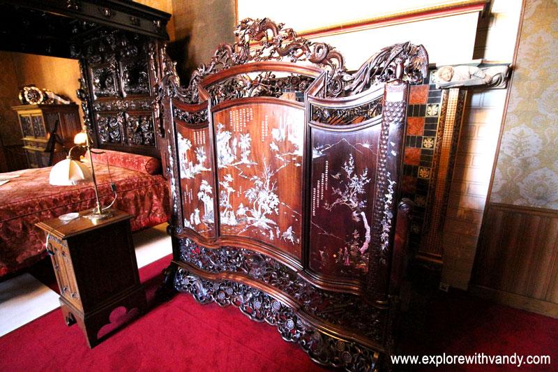 Room inside Kasteel De Haar