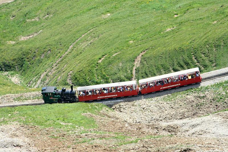Brienz Rrothornbahn