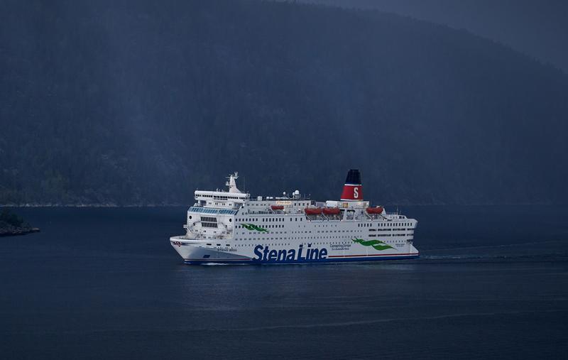 Stenaline Ferry