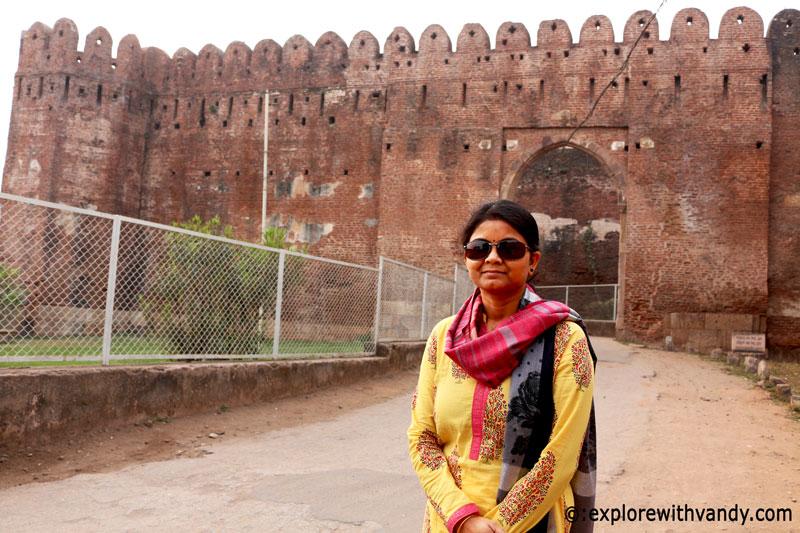 Bhadra Gate