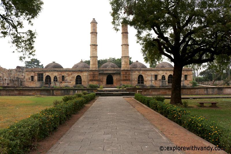 Sahar ki Masjid