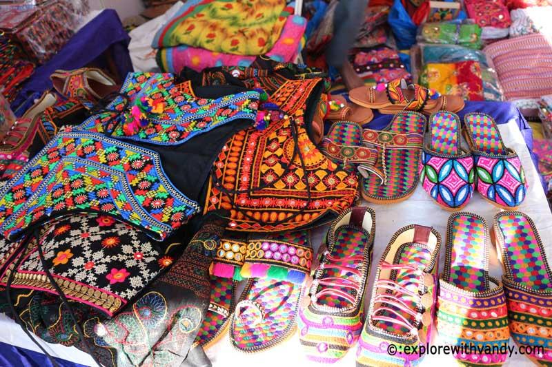 Handicraft from Kutch