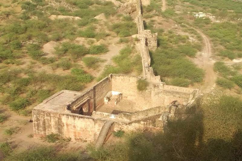 Bhujio Fort