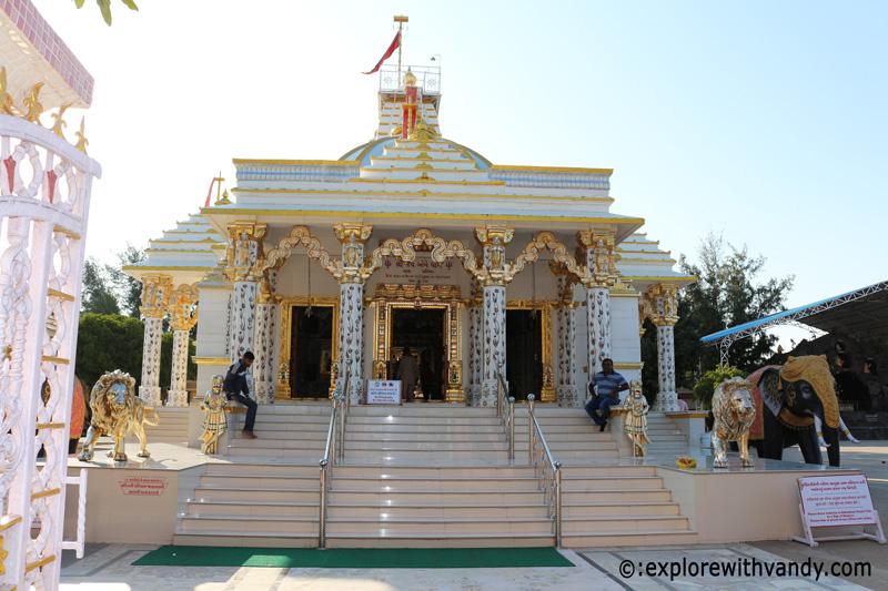 Ambe Mata Temple