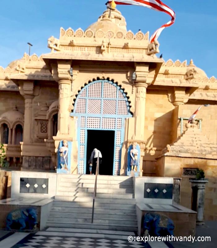 Trivikramrayji Temple