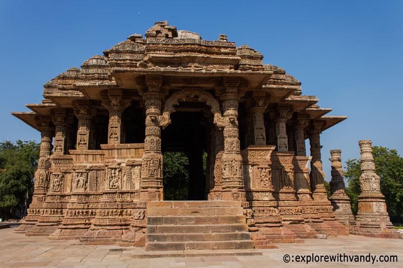 Sabha Mandap, Modhera Sun Temple