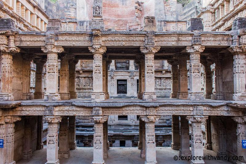 Ananta sayanam Vishnu ji sculpture on the wall