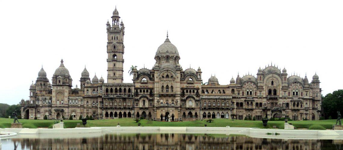Laxmi Vilas Palace Tanay Bhatt