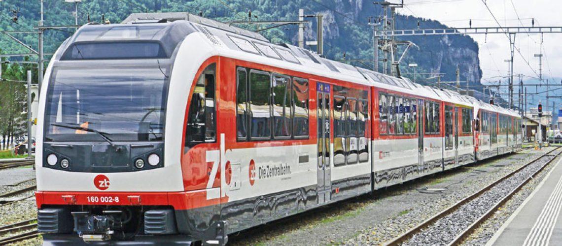 switzerland-Train